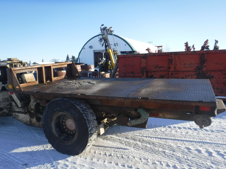 2007 GETMAN A64 ARTICULATED PALLET HANDLER