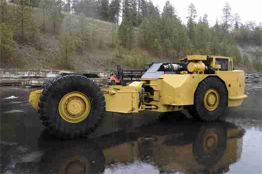Groundforce Worldwide UG18T Underground Truck