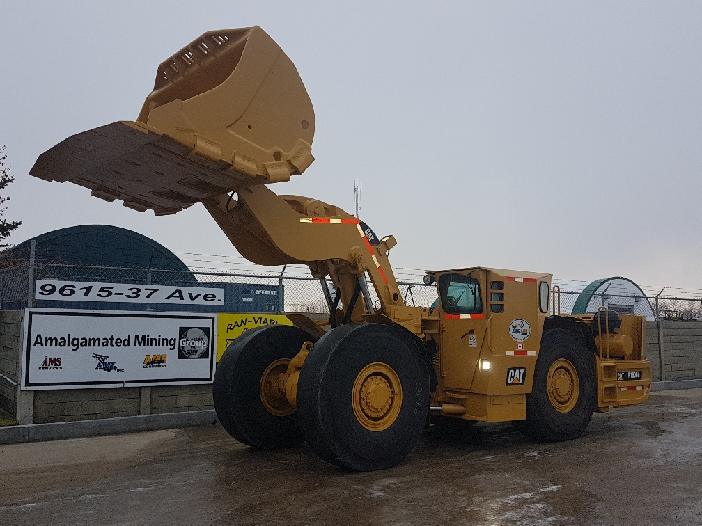 2014 Caterpillar R1600H LOADER