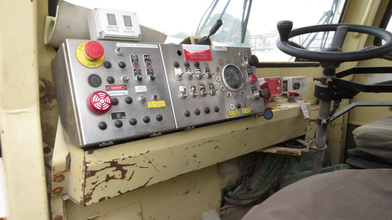 2012 Normet Ultimec LF600 Agitator