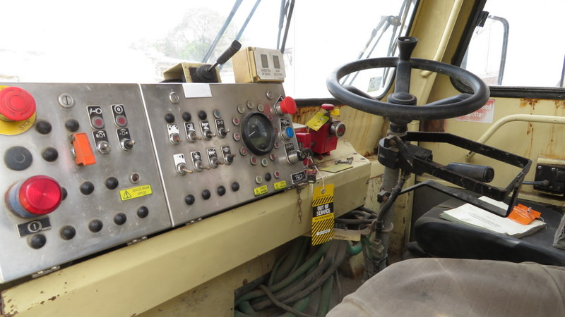 2010 Normet Ultimec LF600 Agitator